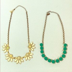 Pair of Pretty Necklaces